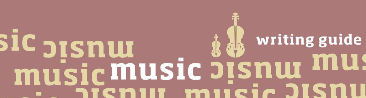 Music Writing Guide Banner